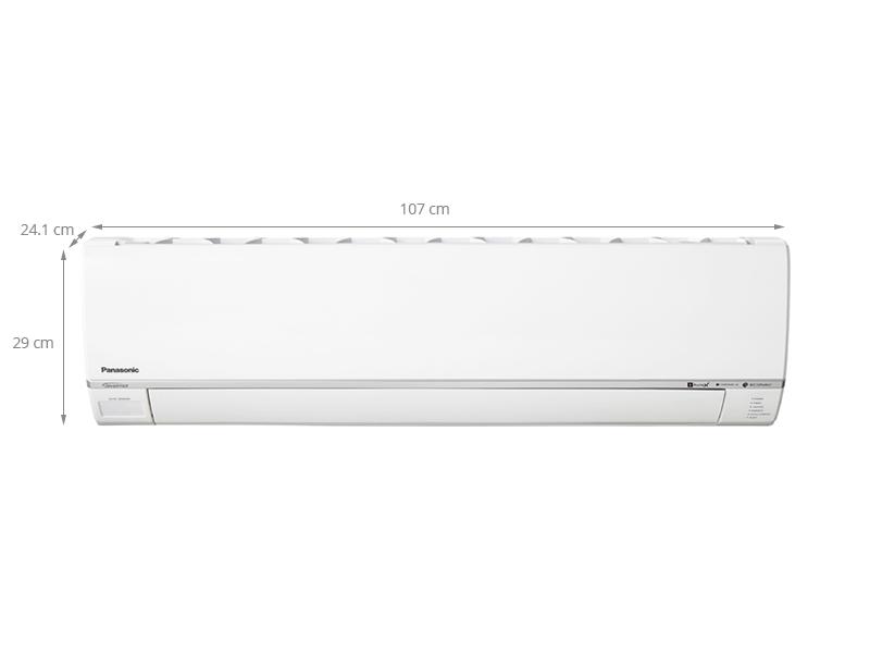 Thông số kỹ thuật Máy lạnh Panasonic CU/CS-S24RKH-8 2.5 HP