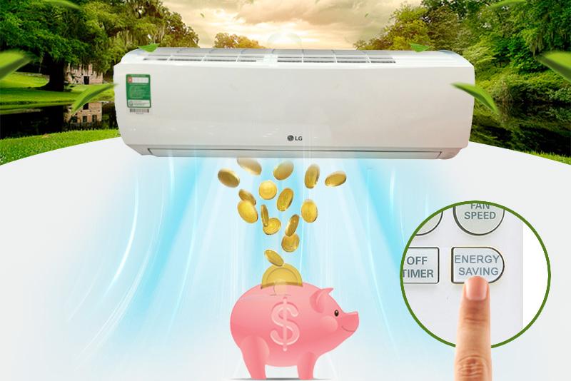 Tiết kiệm năng lượng hơn nhờ Energy Saving