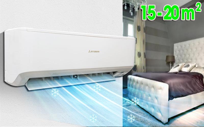 Máy lạnh Mitsubishi Heavy SRK12CM-5