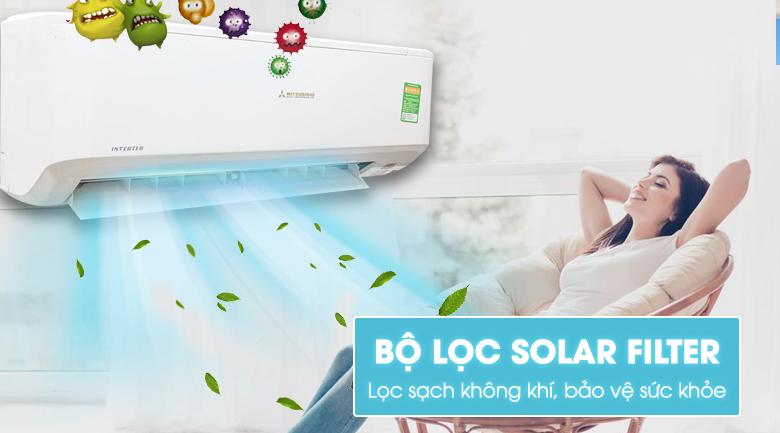 Bộ lọc khử mùi Solar Filter