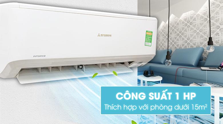 Thiết kế máy lạnh Mitsubishi Heavy 1.0 HP SRK10YN-S5