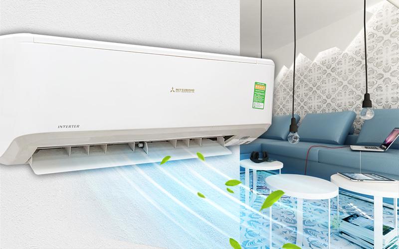 Máy lạnh Mitsubishi Heavy SRK10YN-S5