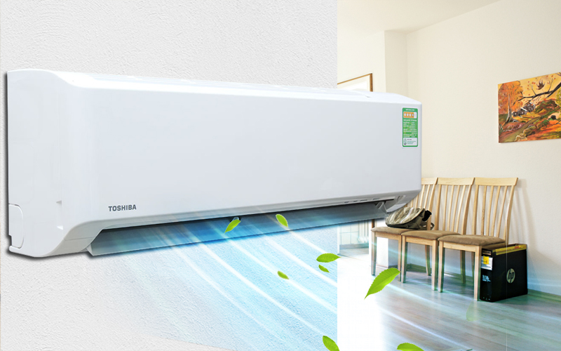 Máy lạnh có thiết kế đẹp mắt cùng công nghệ tiên tiến