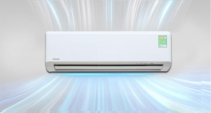 Hi-Power giúp cho luồng khí lạnh tỏa ra nhanh chóng