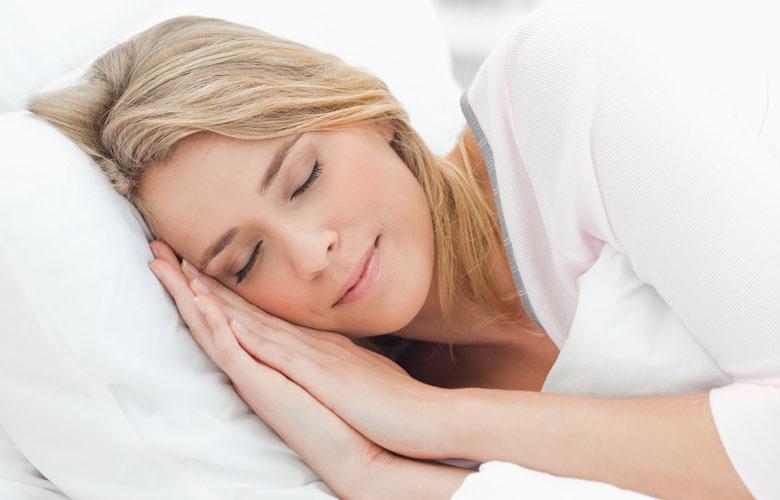 Giấc ngủ sâu hơn với chế độ hoạt động ban đêm