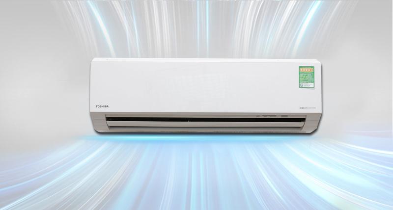 Công nghệ HI Power trên trên máy lạnh Toshiba 1 HP RAS-H10G2KCV-V