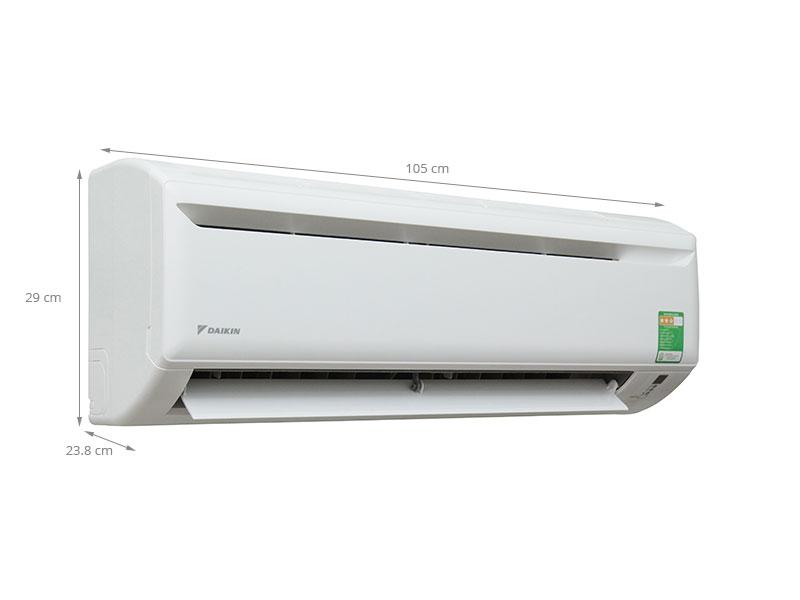 Thông số kỹ thuật Máy lạnh Daikin FTV50AXV1 2.0 Hp