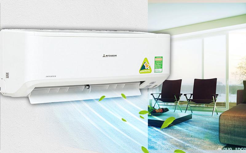 Sở hữu thiết kế độc đáo, điều hòa Mitsubishi Heavy 1.0 Hp SRK09CRR-S5 mang đến cho người dùng nhiều công nghệ làm lạnh độc đáo