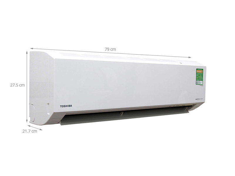 Thông số kỹ thuật Máy lạnh Toshiba RAS-H18G2KCV-V 2.0 HP
