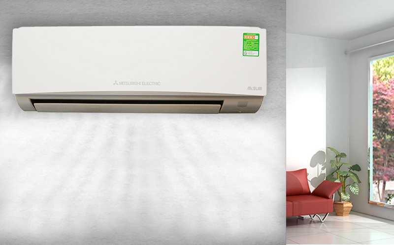 Mitsubishi Electric 1 HP MS-HL25VC