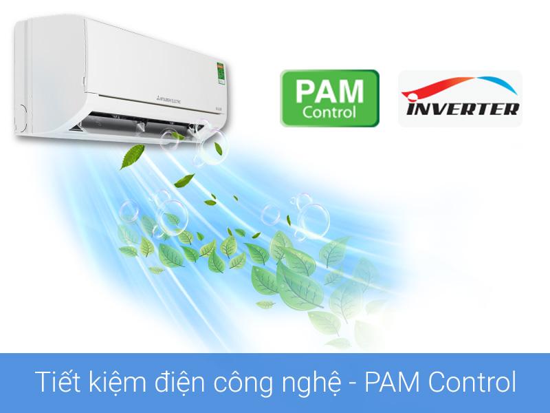 Công nghệ tiết kiệm điện với Inverter và Econo Cool