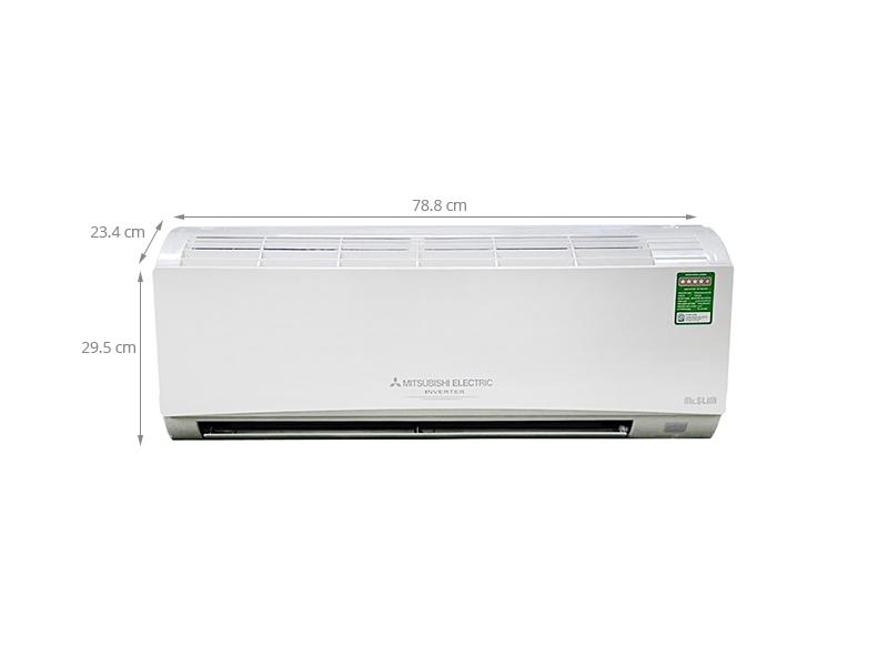 Thông số kỹ thuật Máy lạnh Mitsubishi Electric 1.5 HP MSY GH13VA