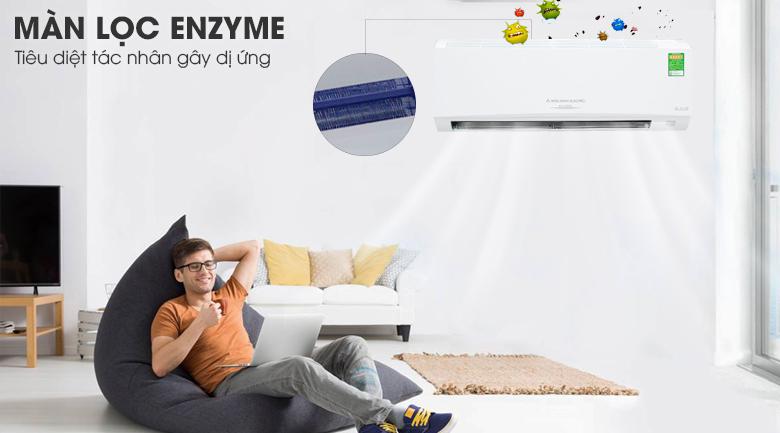 Màng lọc Enzyme - Máy lạnh Mitsubishi Electric Inverter 1.5 HP MSY GH13VA