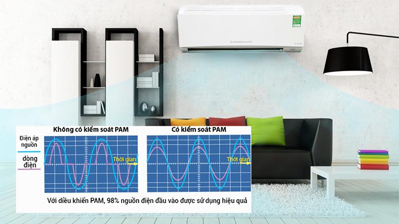 Công nghệ điều biến xung độ PAM