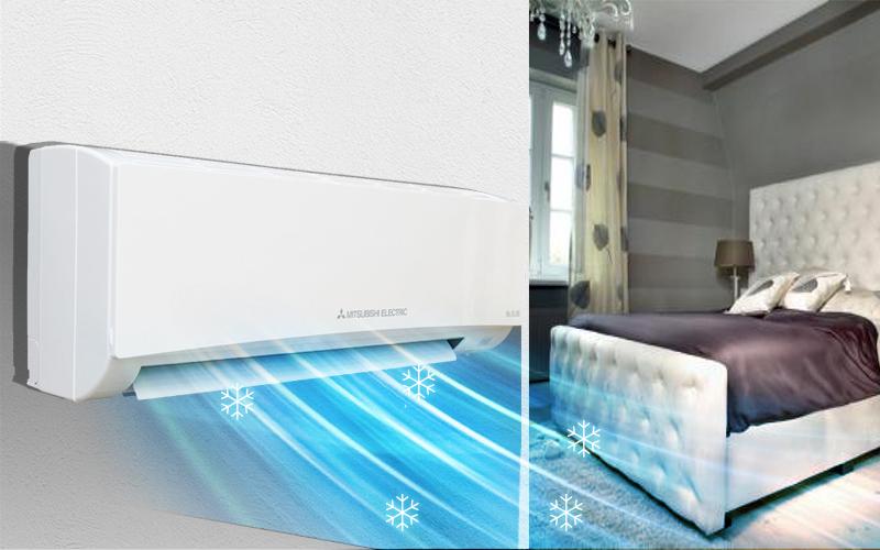 Điều hòa 2 chiều Mitsubishi Electric MSZ-HL50VC