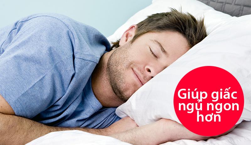 Chế độ vận hành khi ngủ, giúp giấc ngủ sâu hơn
