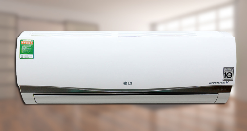 Máy lạnh có thiết kế tinh tế và hiện đại