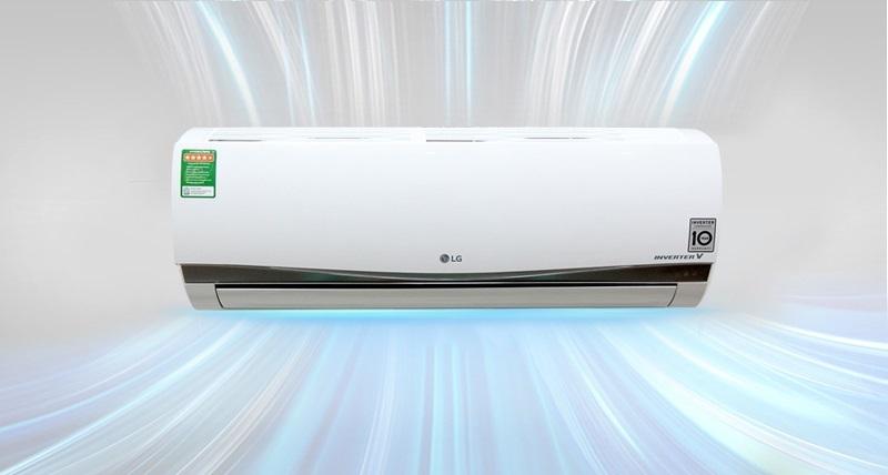 Máy lạnh LG V10APSS có công nghệ làm lạnh nhanh độc đáo