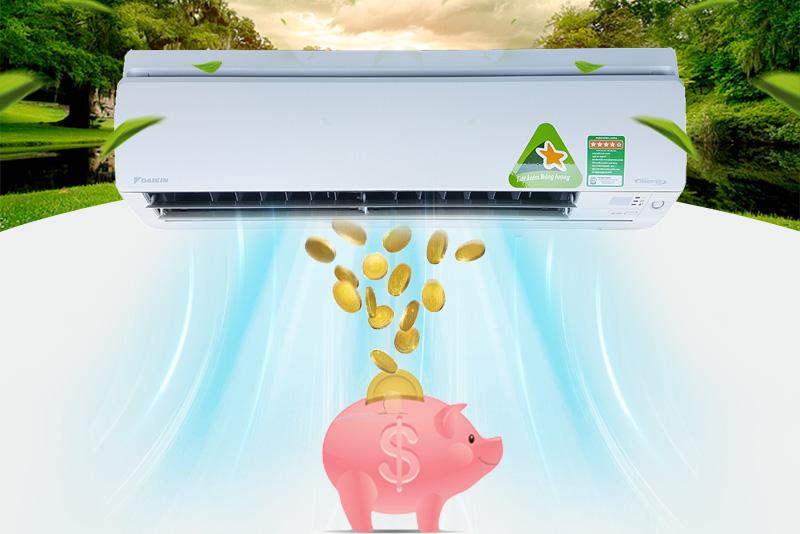 Công nghệ tiết kiệm điện ưu việt Inverter