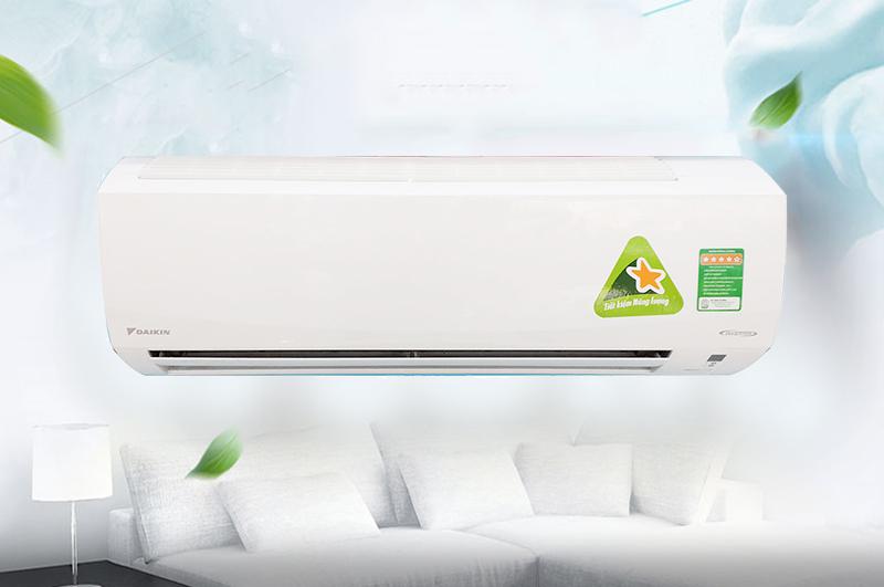 Không chỉ sở hữu công nghệ Inverter, điều hòa 2 chiều Daikin 2 HP FTXS50GVMV còn mang thêm nhiều công nghệ hiện đại khác