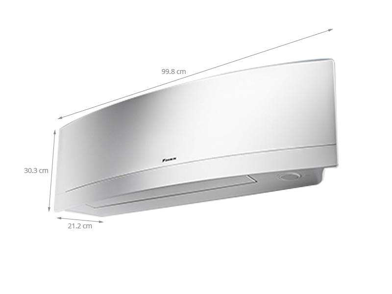 Thông số kỹ thuật Điều hòa 2 chiều Daikin Inverter 1 HP FTXJ25NVMVW