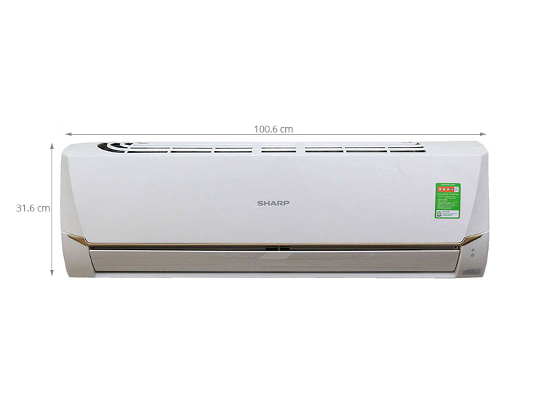 Thông số kỹ thuật Máy lạnh Sharp 2 HP AH-A18SEW