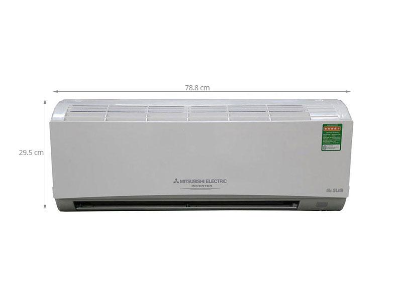 Thông số kỹ thuật Máy lạnh Mitsubishi Electric 1 HP MSY-GH10VA