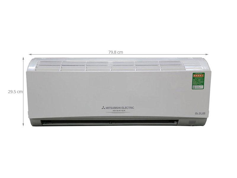 Thông số kỹ thuật Máy lạnh Mitsubishi Electric 2 HP MSY-GH18VA