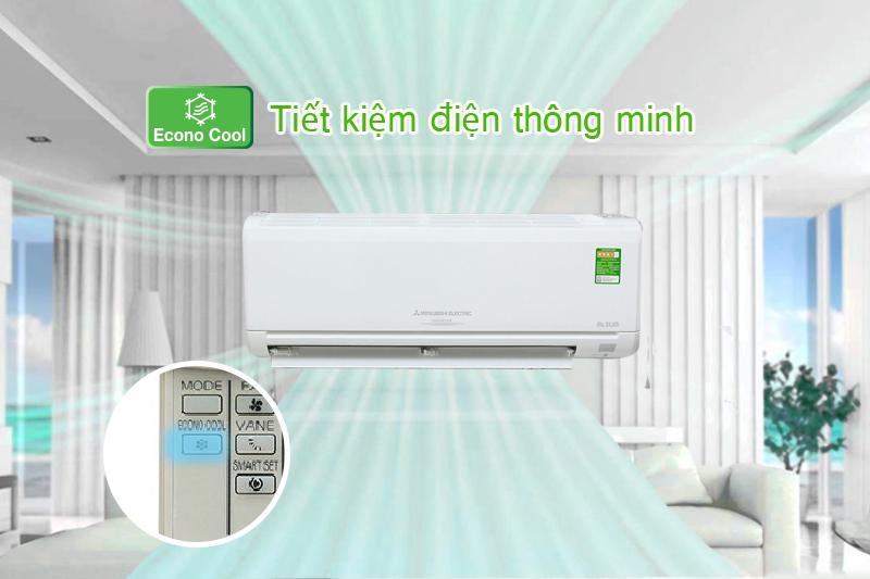 Chế độ Econo tiết kiệm điện thông minh