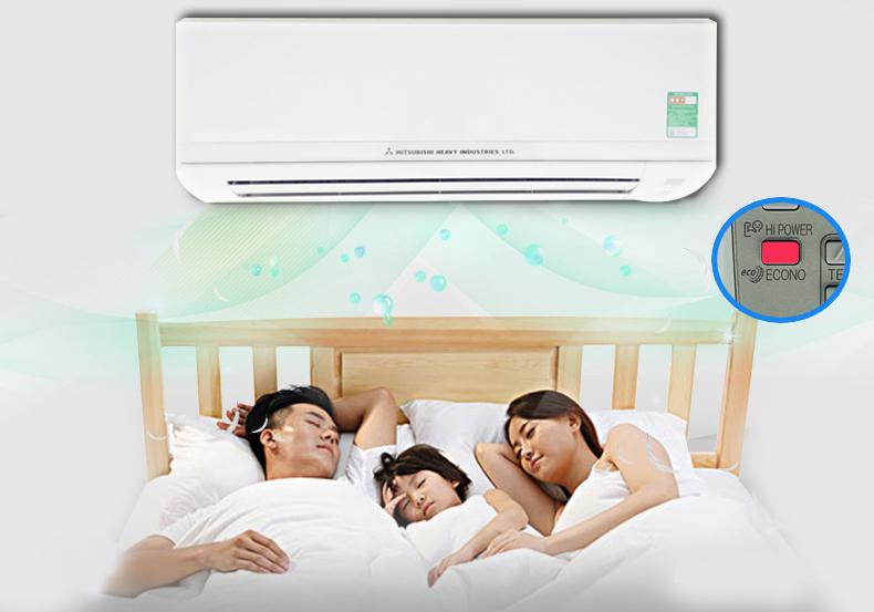 Tiết kiệm điện với Econo