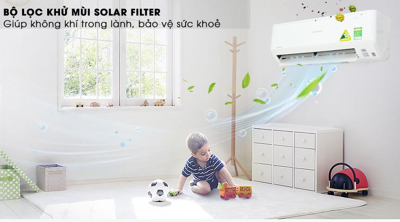 Solar Filter - Máy lạnh Mitsubishi Heavy Inverter 2 HP SRK18YN-S5