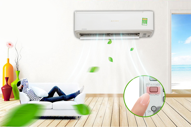 Chế độ ECO tiết kiệm điện