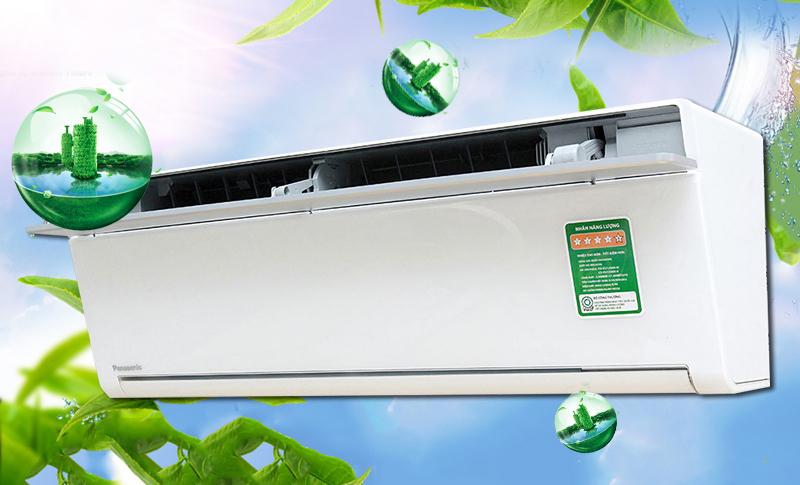 Máy lạnh Panasonic 1 HP CU/CS-VU9SKH-8