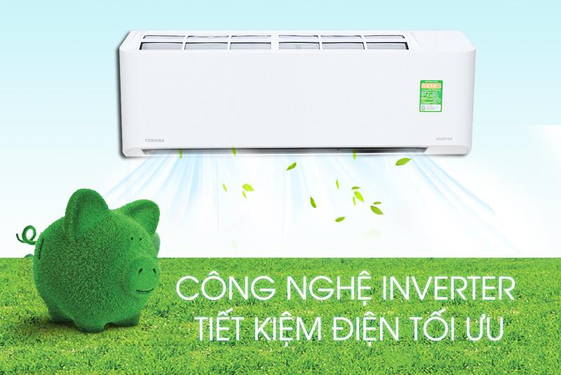 Công nghệ Inverter giảm chi phí điện tiêu thụ