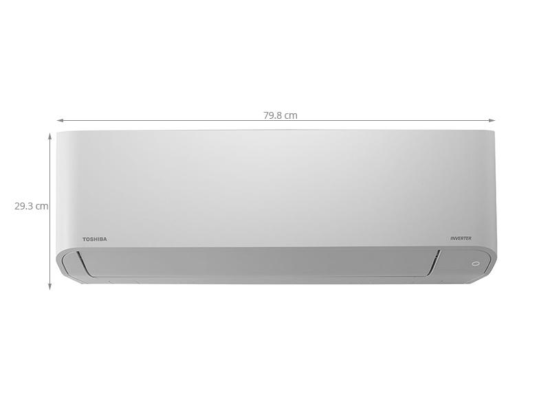 Thông số kỹ thuật Máy lạnh Toshiba 1.5 HP RAS-H13BKCV-V