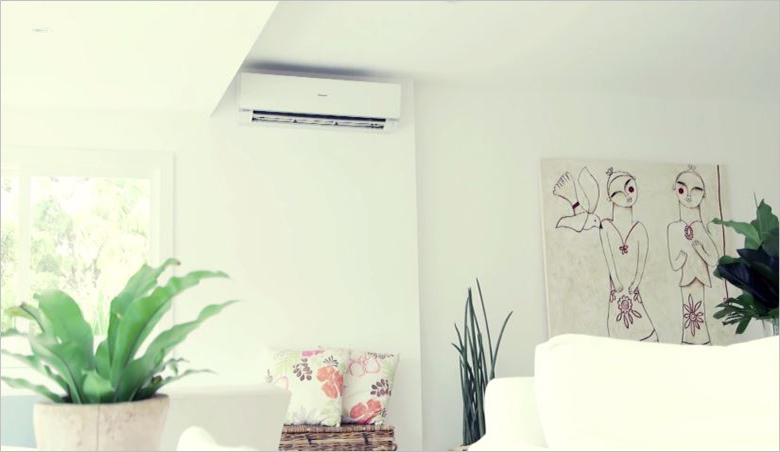 Máy lạnh có công suất phù hợp với những căn phòng 20 mét vuông