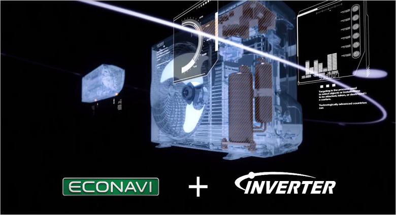 Máy chạy bền hơn, tiết kiệm hơn nhờ biến tần Inverter