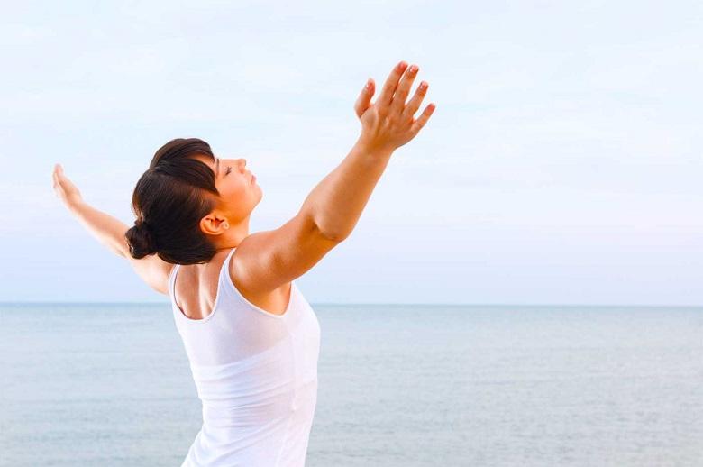 Kháng khuẩn khử mùi hiệu quả mang lại bầu không khí trong sạch, sảng khoái.