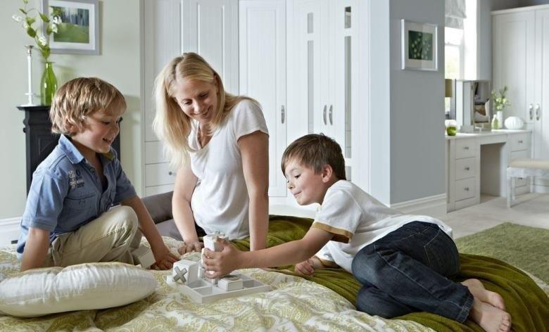 Chế độ gió làm lạnh dễ chịu tạo không gian sinh hoạt thoải mái cho gia đình bạn.