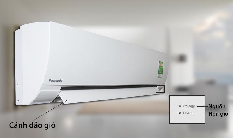 Không chỉ sở hữu kiểu dáng hiện đại, điều hòa Panasonic 24000btu CU/CS-U24SKH-8 còn mang công nghệ Inverter tiết kiệm điện tối ưu