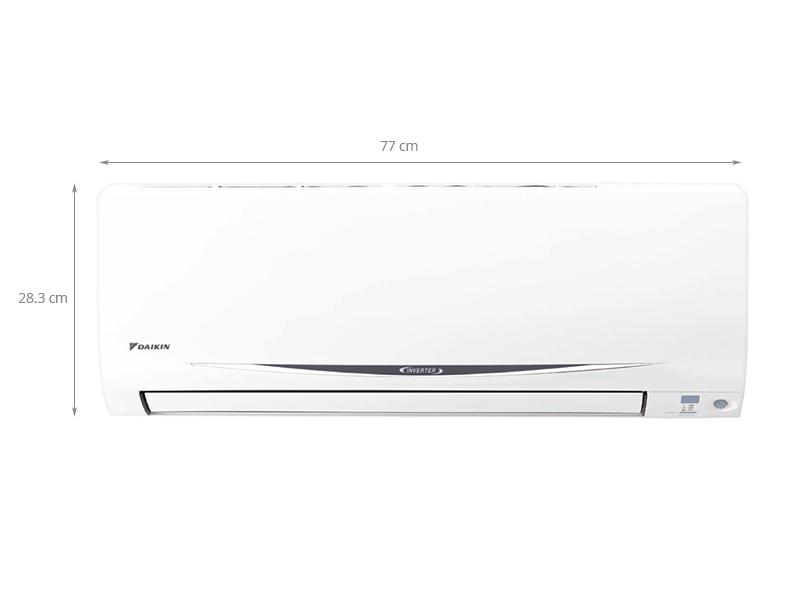 Thông số kỹ thuật Máy lạnh Daikin 1 HP FTKC25QVMV