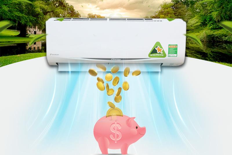 Công nghệ Inverter tiết kiệm điện, bền bỉ