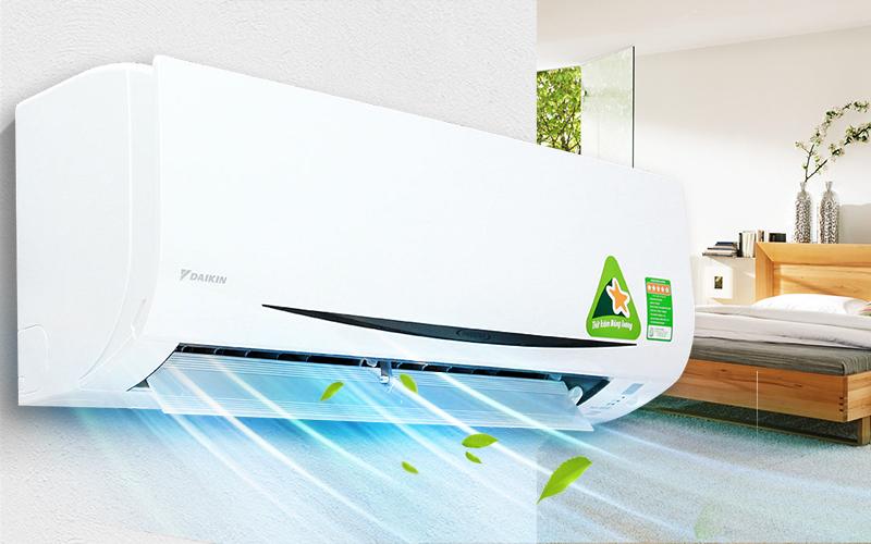 Máy lạnh Daikin Inverter 1.5 HP FTKC35QVMV 1