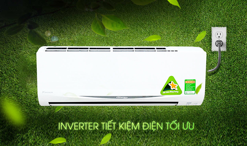 Máy lạnh Daikin Inverter 1.5 HP FTKC35QVMV 3