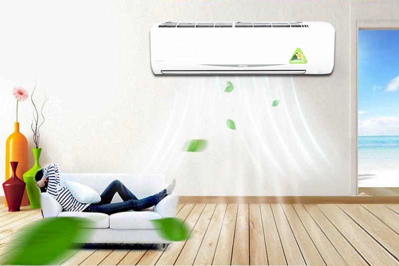 Nó còn giữ cho nhiệt độ phòng luôn ổn định và thoải mái nhất với người dùng