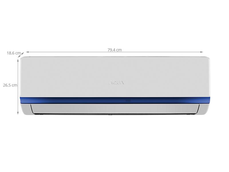 Thông số kỹ thuật Máy lạnh Aqua 1 HP AQA-KC9BGS7T