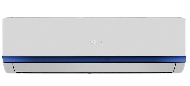 Máy lạnh Aqua AQA-KC9BGS7T sở hữu kiểu dáng đẹp mắt với thiết kế cách tân