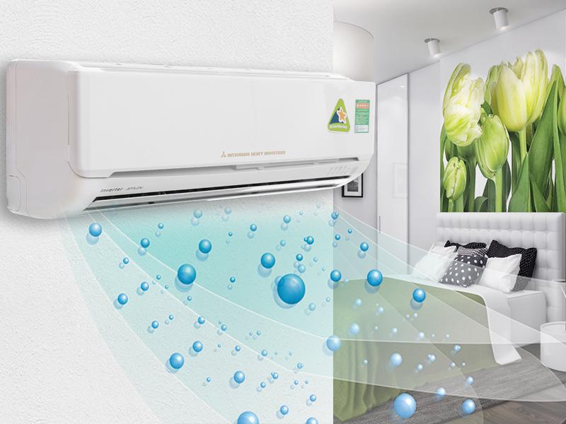 Máy lạnh Mitsubishi Heavy 1.5 HP SRK13YL-S5