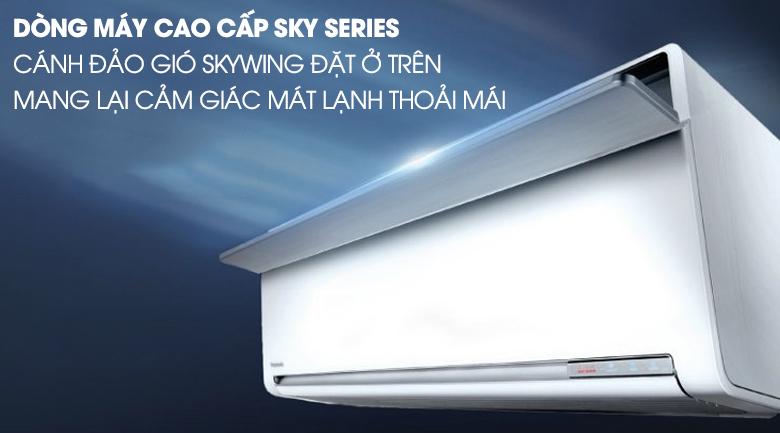 Máy lạnh Panasonic 2 HP CU/CS-VU18SKH-8
