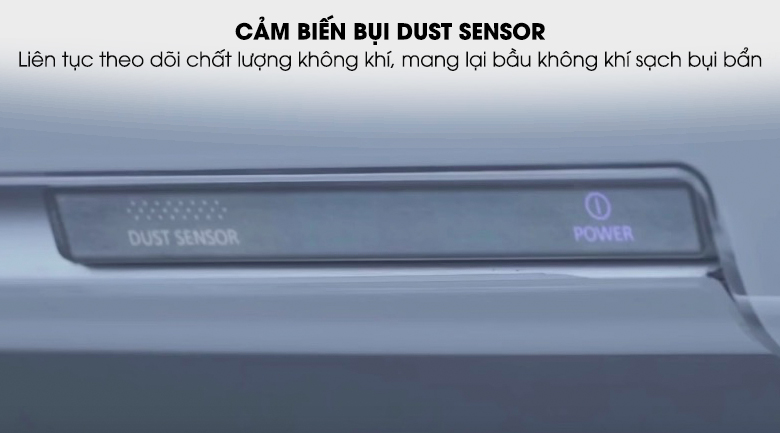 Dust Sensor - Máy lạnh Panasonic Inverter 2 HP CU/CS-VU18SKH-8